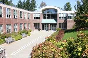 Dann Classroom Building