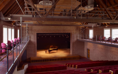 Gardiner Theater Interior